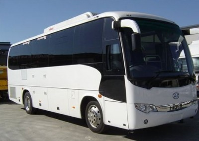 41 Seat Charter Bus