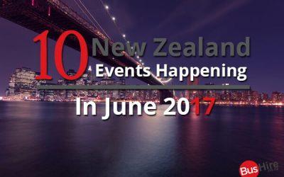 10 New Zealand Events Happening In June 2017