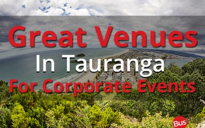 Great Venues In Tauranga For Corporate Events