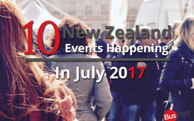 10 New Zealand Events Happening In July 2017