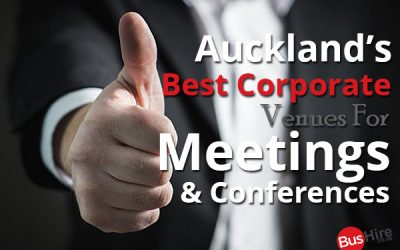 Auckland's Best Corporate Venues For Meetings & Conferences