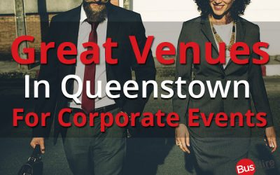 Great Venues In Queenstown For Corporate Events