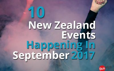 10 New Zealand Events Happening In September 2017