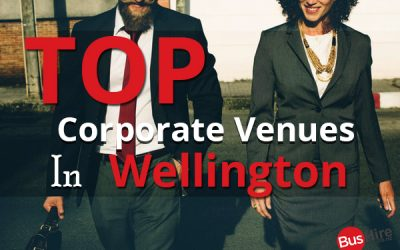 Top Corporate Venues In Wellington