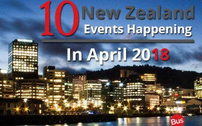 10 New Zealand Events Happening In April 2018