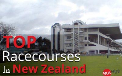 Top Racecourses In New Zealand