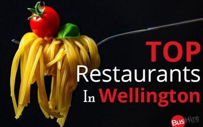 Top Restaurants In Wellington