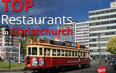 Top Restaurants In Christchurch