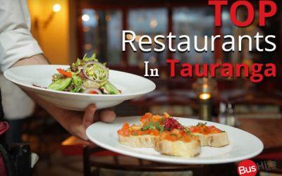 Top Restaurants In Tauranga