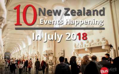 10 New Zealand Events Happening In July 2018