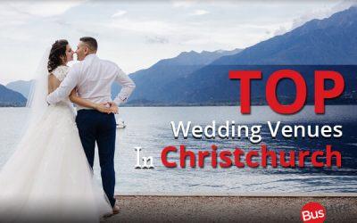 Top Wedding Venues In Christchurch