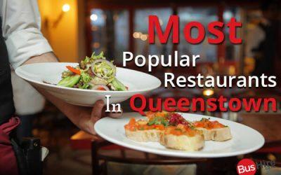 Most Popular Restaurants In Queenstown