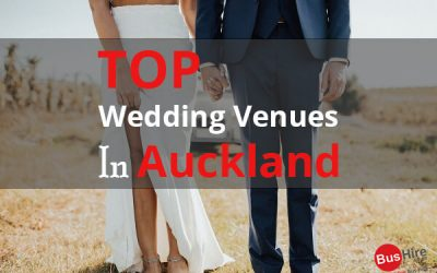 Top Wedding Venues In Auckland