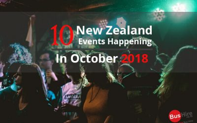 10 New Zealand Events Happening In October 2018