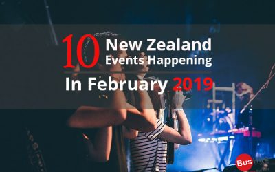 10 New Zealand Events Happening In February 2019